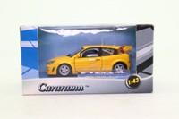 Cararama 00432; Ford Focus WRC; Yellow