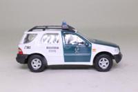 Cararama 22000; Mercedes-Benz ML 320; Guardia Civil; Spain