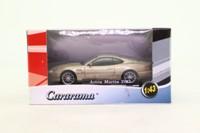 Cararama 02304; Aston Martin DB7; Metallic Gold