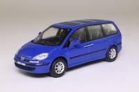Cararama 02304; Peugeot 807; Blue