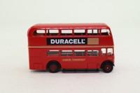 EFE 10101; AEC RT Double Deck Bus; London Transport: Rte 38 Victoria; Piccadilly Circus, Bloomsbury, Islington, Hackney; Duracel