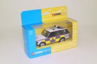 Corgi TY82807; Range Rover Classic; Metropolitan Police