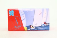 Corgi GS62028; London 2012 Olympic Figurine; #28 Sailing