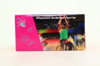 Corgi GS62019; London 2012 Olympic Figurine; #19 Wheelchair Basketball