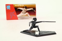 Corgi GS62007; London 2012 Olympic Figurine; #5 Fencing