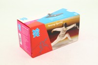 Corgi GS62007; London 2012 Olympic Figurine; #5 Fencing