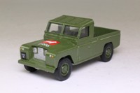 Corgi Classics 7101; Land-Rover Series 2 109; Corgi Collector Cub 1996
