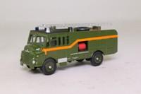 Trackside DG221000; Bedford Green Goddess Fire Engine; Operation Fresco; 2001
