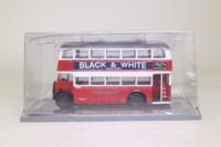 Corgi OOC OM43904; Daimler CW Utility Bus; London Transport; Special Service: Epsom Race Course & Morden Stn