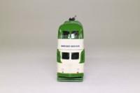 Corgi OOC 43501; Blackpool Balloon Tram; Blackpool Transport, Post War Livery, Dest Cabin