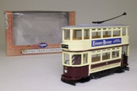 Corgi 97285; Double Deck Tram, Closed Top, Closed Platform; Leicester Corporation; Clock Tower