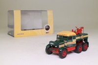 Oxford Diecast 76SP003; Scammell Pioneer; Recovery Tractor, Traylen's Fun Fair