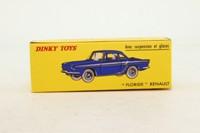 Dinky Toys 543; Renault Floride; Metallic Gold