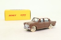 Dinky Toys 531; Fiat 1200 Grande Vue; Brown & White