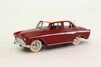 Dinky Toys 544; Simca Aronde P60; Maroon & Cream