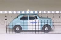 Corgi C703/1; Morris Minor Saloon; Police Panda Car