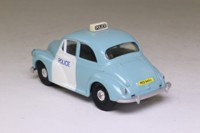 Corgi C703/1; Morris Minor Saloon; Police Panda Car