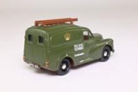 Corgi C958/1; Morris Minor Van; Post Office Telephones, Dark Green