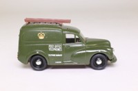 Corgi C958/1; Morris Minor Van; Post Office Telephones, Dark Green