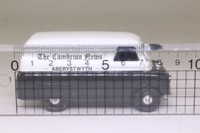 Corgi D981/2; Bedford CA Van; Cambrian News, Aberystwyth