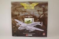 Corgi 47402; Avro Lancastrian; Transport Plane, BOAC
