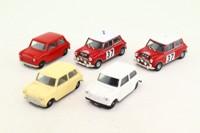 Cararama; Bargain Box; Assorted Cars & Vans