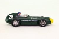 Brumm; Vanwall Formula 1; 1958 Monaco GP DNF; Stirling Moss; RN28
