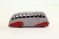Dinky Toys 29b; Streamlined Motor Bus; Grey/Red, Closed Rear Window