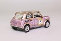Corgi CC82238; BL/Rover Mini; Mini Miglia; Sarah Munns; RN8