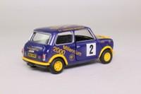 Corgi Classics 04435; BL/Rover Mini; Plant Brothers Millennium Mini; RN2