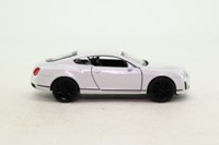 Welly 47920CW; 2009 Bentley Continental GT Supersports; White