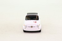 Spark S1308; Fiat Abarth 695 SS Assetto Corsa; White, Red Trim