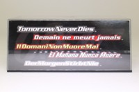 Universal Hobbies 62; James Bond; Mercedes-Benz S Class; Tomorrow Never Dies