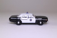 Universal Hobbies 55; James Bond, Dodge Monaco Police Car; A View To A Kill