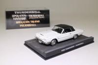 Universal Hobbies 111; James Bond; Ford Thunderbird; Thunderball