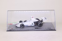 Panini; Brabham BT44B; 1975 Brazilian Grand Prix; Carlos Pace; RN8