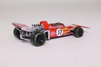 Panini #41; March 711 Formula 1; 1971 Monaco GP 2nd; Ronnie Peterson