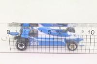 Panini #37; Ligier JS11 Formula 1; 1979 German GP 3rd; Jaques Laffite; RN26