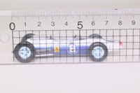 Panini #46; Ferrari 512F1 Formula 1; 1964 Mexico GP 3rd; Lorenzo Bandini; RN8