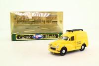Corgi 96842; Morris Minor Van; Post Office Telephones, Yellow