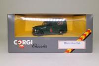 Corgi C957/2; Morris Minor Van; Gas Board, Mr Therm