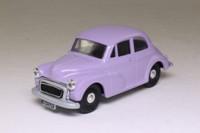 Corgi D702/4; Morris Minor Saloon; Lilac