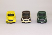 Corgi C91; Morris Minor 3 Van Set; Bradford Businesses