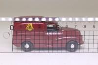 Vanguards VA01119; Morris Minor Van; British Railways