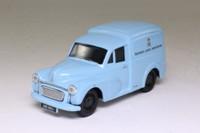Corgi 06504; Morris Minor Van; Television Licence Investigation