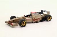 Tameo TMK224; Jordan 196 Formula 1; 1996 German GP 10th; Martin Brundle; RN12