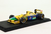 Tameo; Benetton B192 Formula 1; 1992 British GP 5th, Martin Brundle; RN20