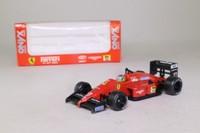 ONYX; Ferrari F1/87/88C Formula 1; 1988 Italian GP 2nd; Michele Alboreto; RN27