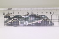 IXO LMM029; Bentley EXP Speed 8; 2001 24h Le Mans DNF; Brundle, Ortelli, Smith; RN7