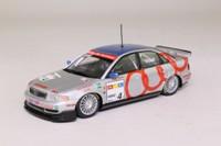 Minichamps 430 971504; Audi A4 Touring Car; 1997 AKZ/ROC; T Vidali; RN4